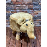پاف عروسکی فیل بچگانه